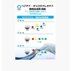 ペプチド・オリゴヌクレオチド 固相合成用 樹脂