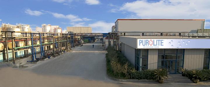 中国工場のプラント増強が完了しました