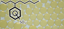 強酸性カチオン交換樹脂